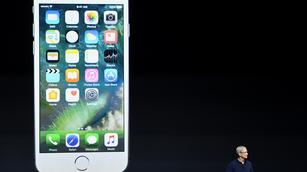 Check out images from Apple's big iPhone 7 unveiling