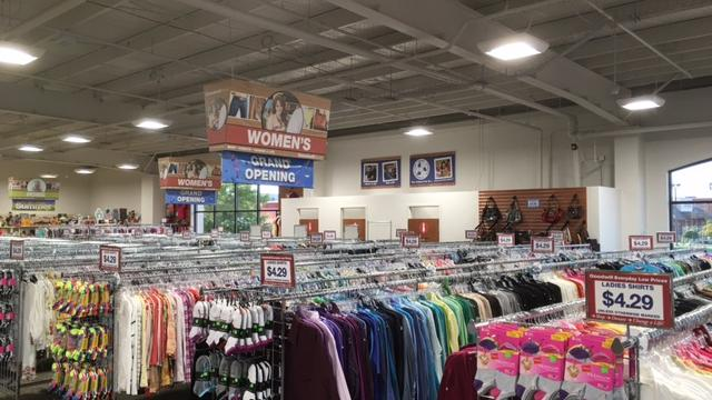 Goodwill to open three new dayton area stores dayton for What stores are open on easter near me