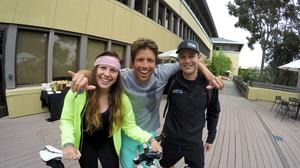 How GoPro products also help its employees stay healthy
