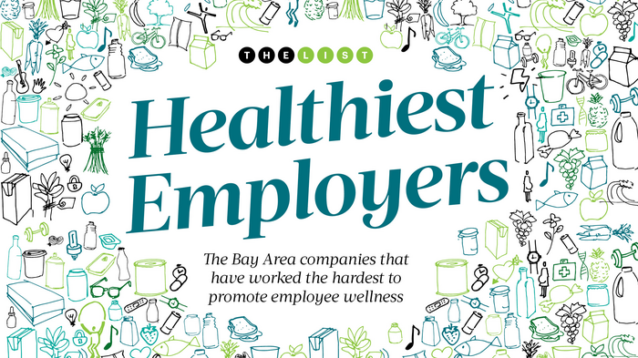 Meet the 2016 Healthiest Employers in the Greater Bay Area