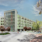 Clark Pacific managing new parking garage, office at Sac State