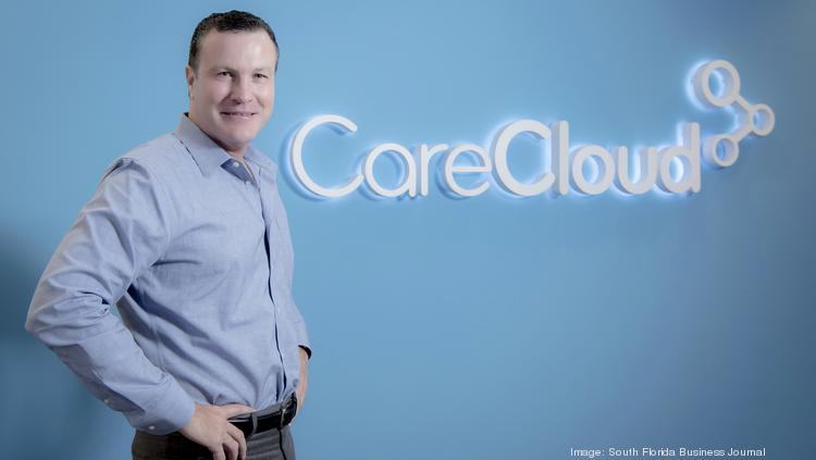 CareCloud CEO Ken Comée, whose company counts PNC as an investor.