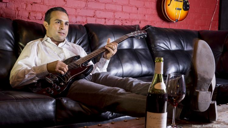 Alex Andrawes has parlayed his love of wine and entrepreneurial spirit into a $4 million business.