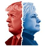Trump vs. <strong>Clinton</strong> in Kansas: Who's writing checks to the campaigns?