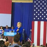 Hillary Clinton: HB2 'bad for business' in North Carolina