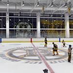 Take a tour of the Bruins' new practice facility at Boston Landing