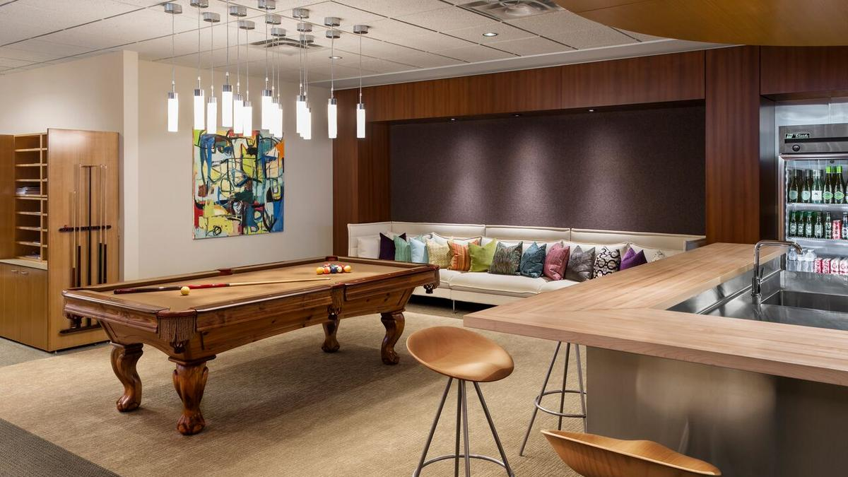 cool office games. Cool Offices: Halunen Law Forgoes Tradition (Photos) - Minneapolis / St. Paul Business Journal Office Games A