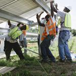 N.C. ranks second nationwide for solar on the power grid