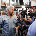 Food Network chef <strong>Guy</strong> <strong>Fieri</strong>'s advice to young chefs