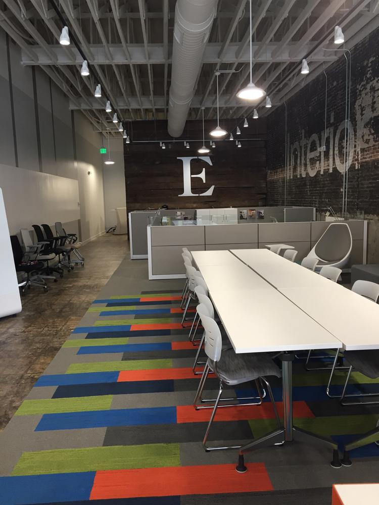 Interior Elements Recently Opened A Showroom Space On First Avenue North.