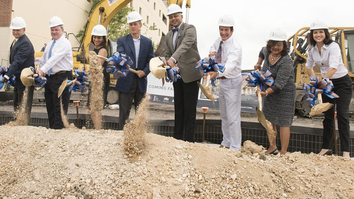 The Nrp Group And Zachry Realty Llc Start Construction On