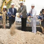 NRP, Zachry break ground on 271-unit East SA multifamily project