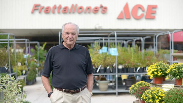 Larry Frattallone, Owner, Frattallone's Hardware Stores Inc