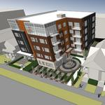 Scaled down Jackson Street apartment building endorsed