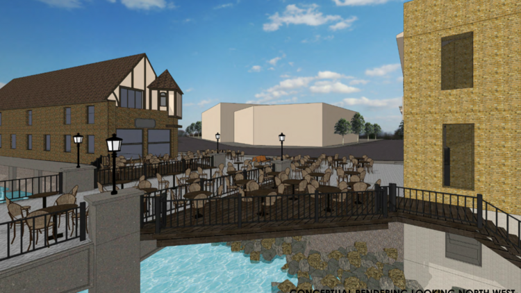 Cafe Hollander Bavaria Planning Patio Expansion For
