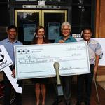 Bikeshare Hawaii receives donation to help with upcoming launch