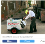 Fundraiser for West Side street vendor is the largest GoFundMe campaign started in Illinois