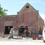 PHOTOS: Capitol Equities wrapping up work on Italian Village retail/restaurant strip