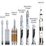 Check out the really big rocket Blue Origin will launch in Cape Canaveral