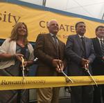 With $5M in funding, Rowan University launches major research and development center (Video)