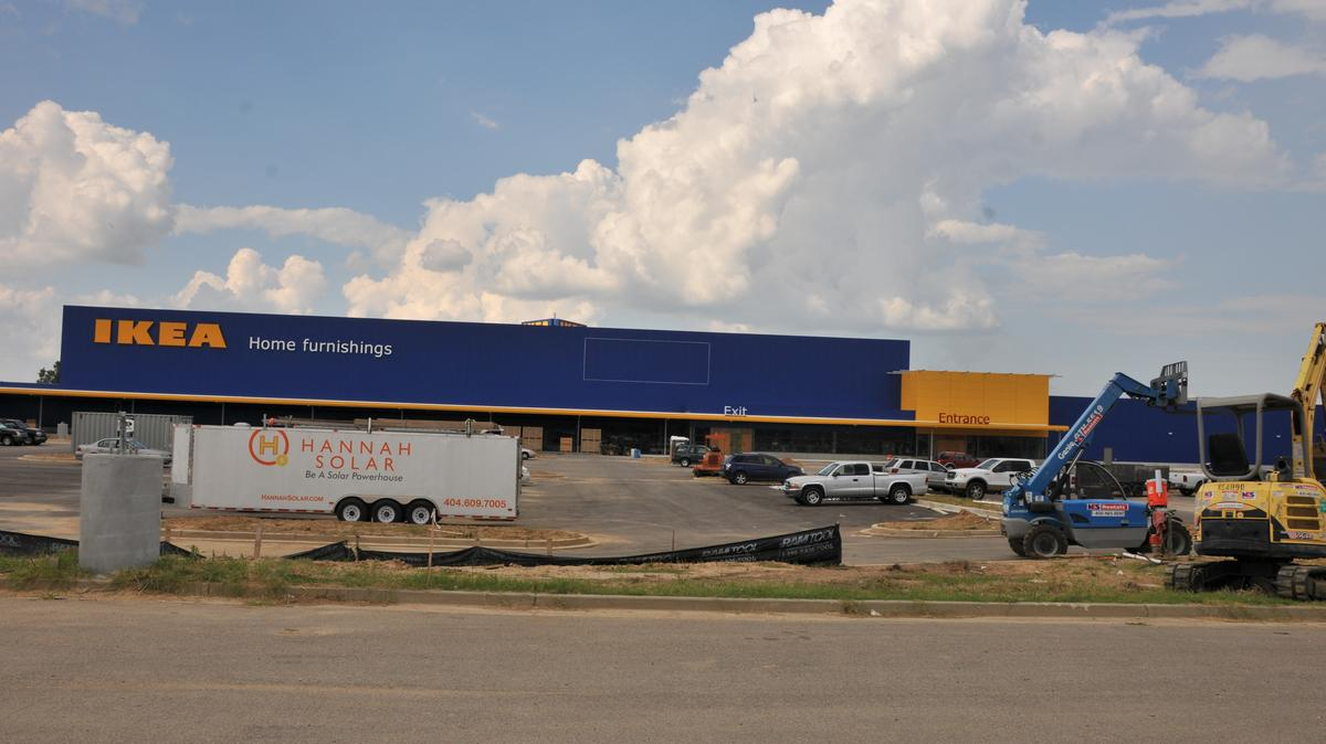 Ikea Memphis Store Will Produce Enough Energy To Power 205