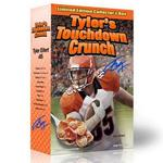 Bengals star launches his own cereal