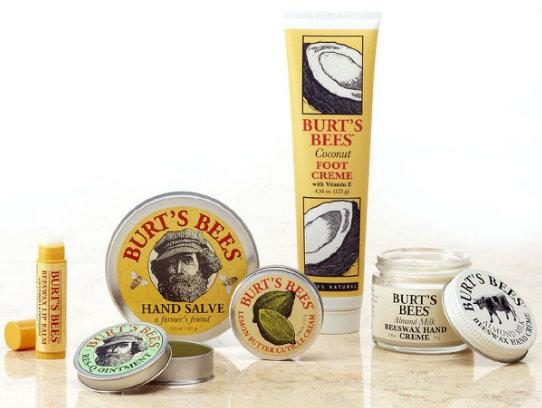 E-commerce accounts for 10 percent of Burt's Bees total sales.