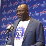 Bruce Smith: 'I never thought a day like this would ever take place'