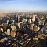 Business site selection consultants get bird's eye view of metro Denver