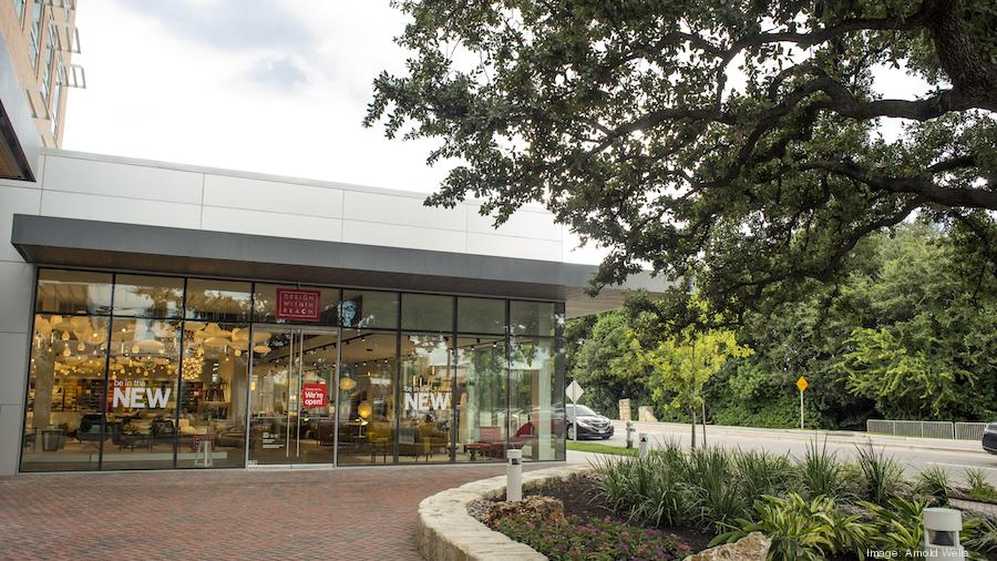 Here are 73 new stores at the domain in north austin for Domaine architecture