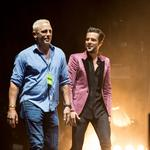 Hollywood star Daniel Craig introduces The Killers at Music Midtown in Atlanta (SLIDESHOW)