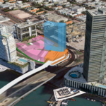 Prominent developer wants Miami Beach transit station at base of residential tower
