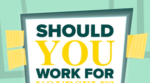 Should you become a solopreneur? (INFOGRAPHIC)