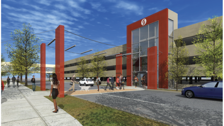 Sinclair Community College Envisions New Downtown Front