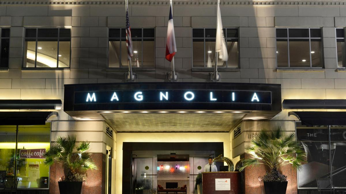 Starwood S Tribute Portfolio Adds Magnolia Hotel In Houston Elsewhere Business Journal