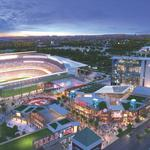 Texas Rangers, Cordish Cos. up to bat for $250M phase of Texas Live!