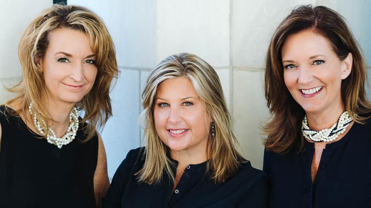 New communications firm has roots in colorado oil and gas sector founders of blueprint strategies llc from left cinamon watson karen crummy jennifer webster malvernweather Gallery