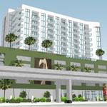 Apartment building proposed at gateway to Miami's Coconut Grove