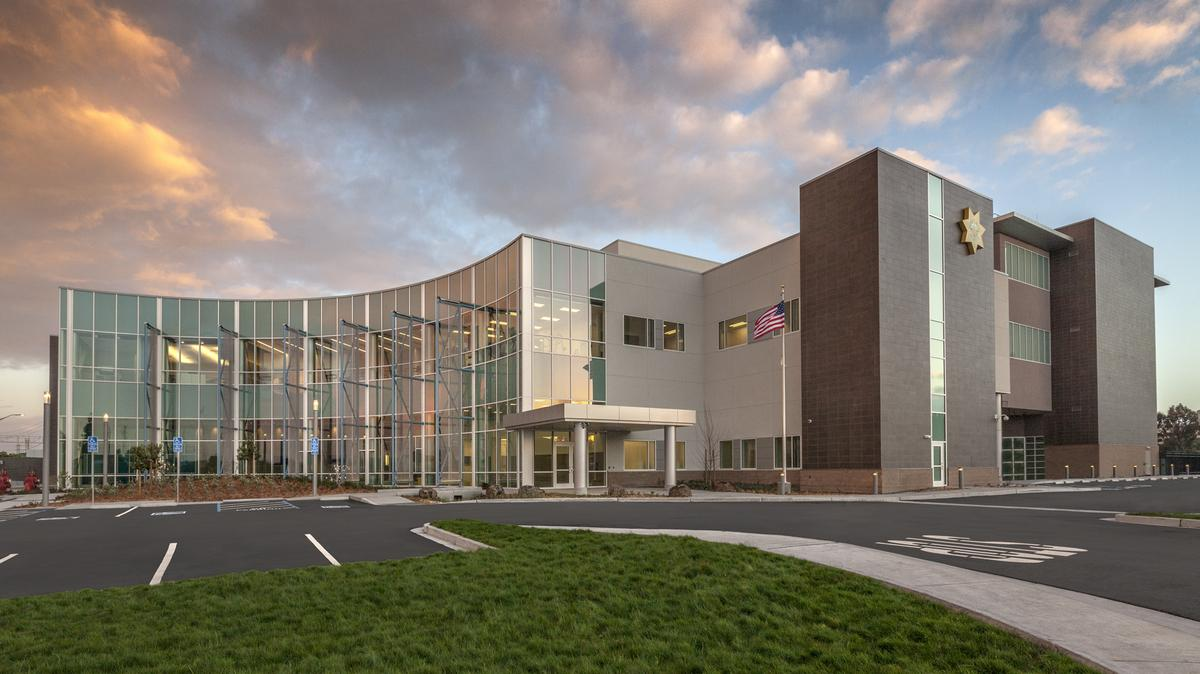 San Mateo County Maple Street Correctional Center Is A