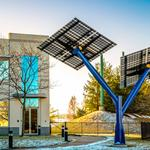 Chapel <strong>Hill</strong> entrepreneur wants to make solar mainstream with 'Solar Trees'