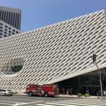The <strong>Broad</strong> Museum reports triple its pre-opening attendance projections (PHOTOS)