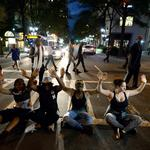 Charlotte protesters file suit against city, police chief