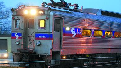 SEPTA has said it may cancel routes if the snow makes conditions too dangerous.