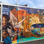 Mural Arts rebrands with new name, visual identity