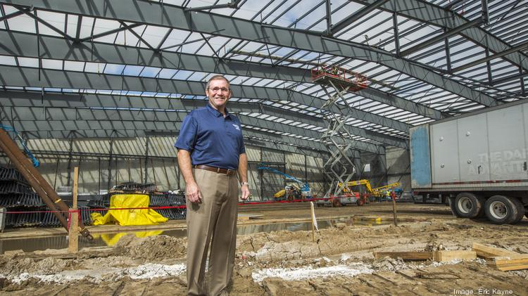 Retired Lt. Gen. Doug Owens is the new CEO of the Lone Star Flight Museum, which is moving into its new $35 million digs at Houston's Ellington Airport.