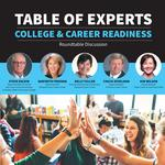 Table of Experts College and Career Readiness