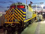 SwRI engineers on the right track to making train engines