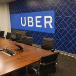 An inside look at Uber's new space in downtown Dallas