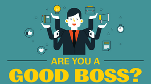 Are you a good boss or a bad boss? (INFOGRAPHIC)