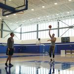 Sixers unveil NBA's largest training complex
